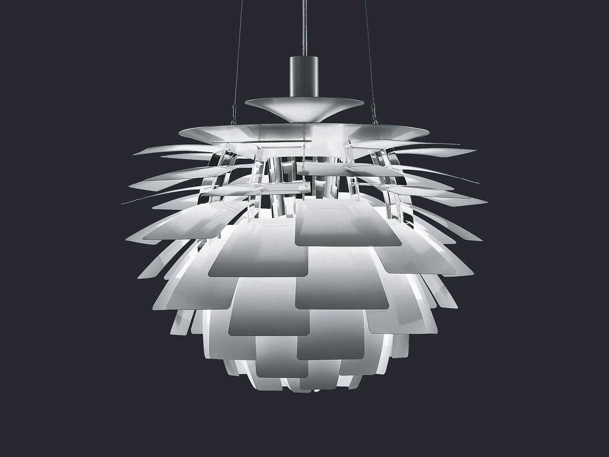 Good questions what is the ikea knappa a knockoff of louis poulsen ph artichoke suspension light aloadofball Choice Image