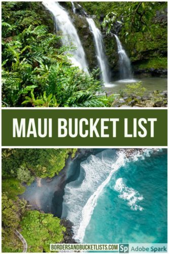 50 Awesome Things to Do on Maui