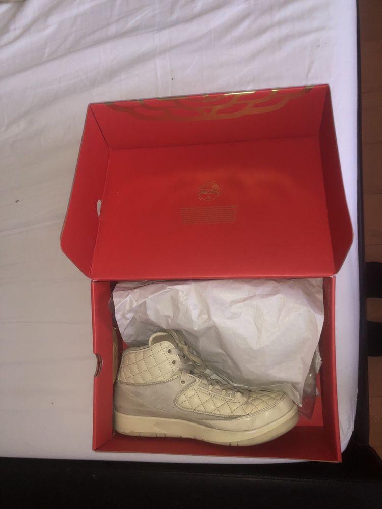 cheap for discount 7d045 5cabc Don C x Air Jordan 2 Retro Just Don Beach Authentic  fashion  clothing   shoes  accessories  womensshoes  athleticshoes (ebay link)