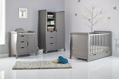 Stamford 3 Piece Room Set - Taupe Grey