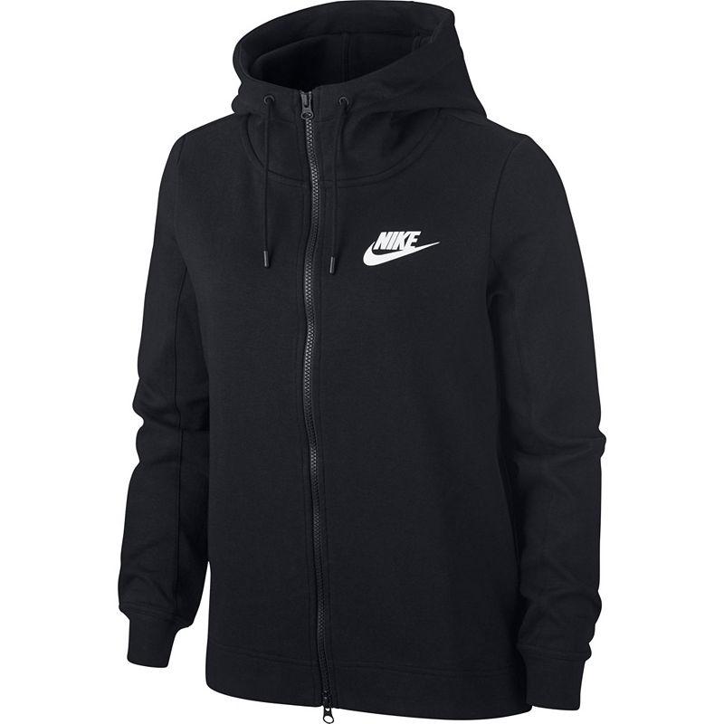 Nike Knit Midweight Jacket | Nike fleece jacket, Nike fleece