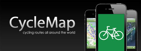 Get Cycling Routes All Around The World With Cyclemap Cycling