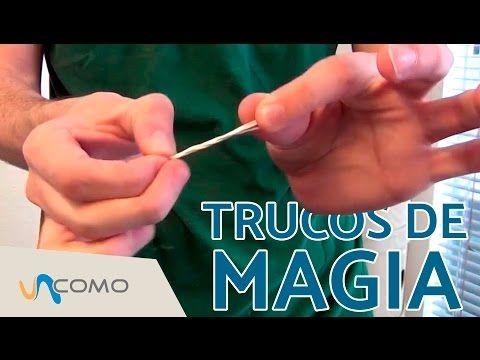 9 Ideas De Trucos De Magia Lindos Trucos De Magia Magia Trucos
