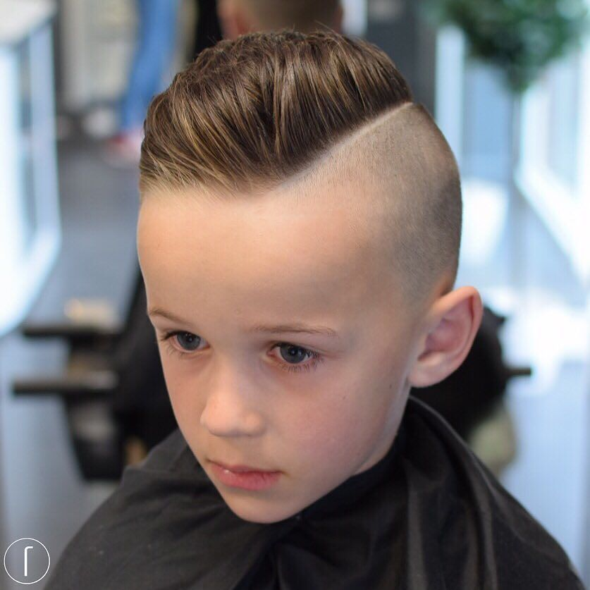 cool boys hair styles 25 cool boys haircuts to get in 2018 boys haircuts 1609