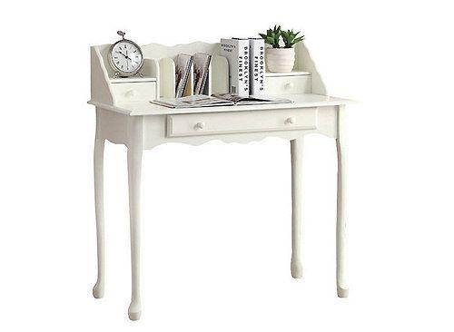 Kresser Secretary Desk Secretary Desks White Secretary Desk Traditional Home Furniture