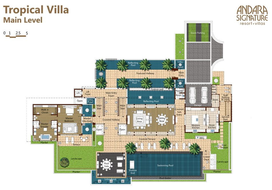 Waikoloa Colony Villas Floor Plans Waikoloa Beach Rentals