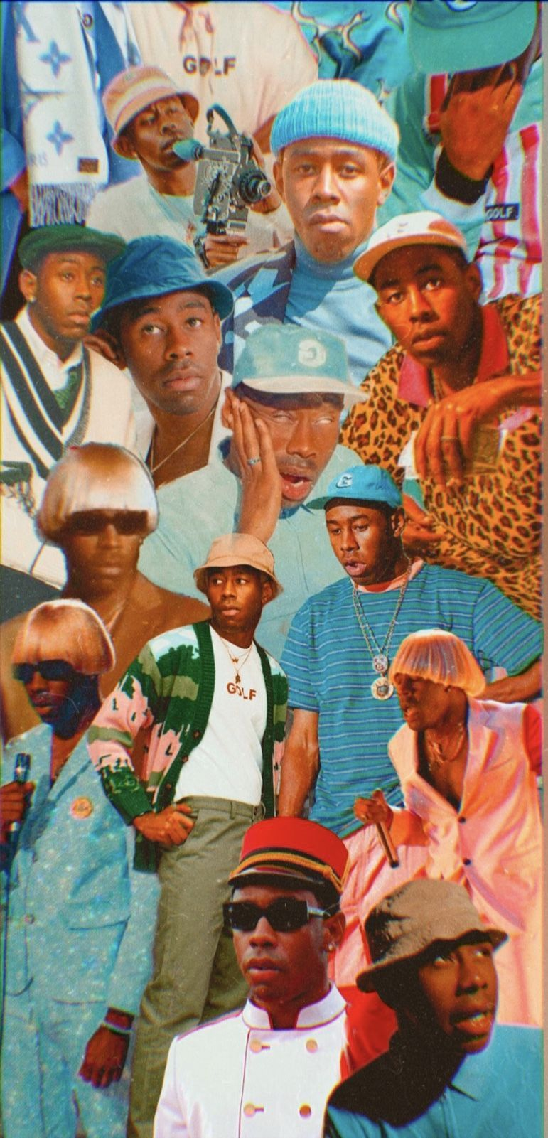 Tyler The Creator Aesthetic Outfit ; Tyler The Creator ...