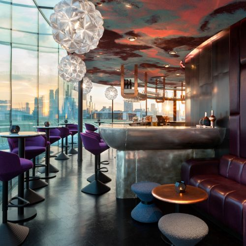 Bar Craft London Trending Decor Futuristic Home Bar Design Restaurant