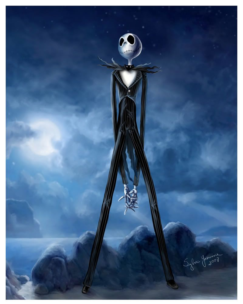 the nightmare before christmas | Pin The Nightmare Before ...