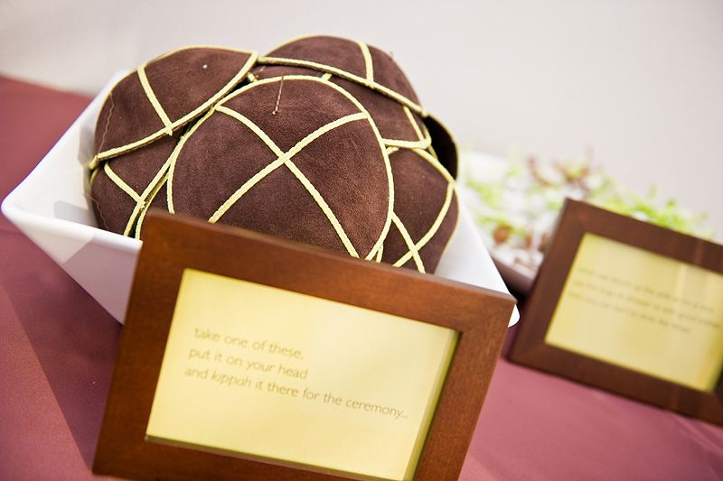 Ceremony idea  A nice touch  Kippot for guests in your wedding colors for  Jewishceremony idea  A nice touch  Kippot for guests in your wedding  . Kippahs For Wedding. Home Design Ideas