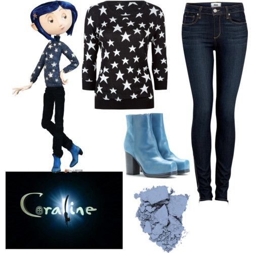 Designer Clothes Shoes Bags For Women Ssense Coraline Costume Cosplay Outfits Character Inspired Outfits