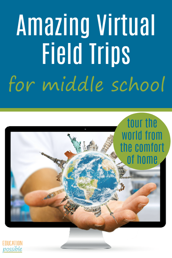 Amazing & Informative Virtual Field Trips for Middle School - #amazing #field #informative #middle #school #trips #virtual - #MiddleSchoolArt