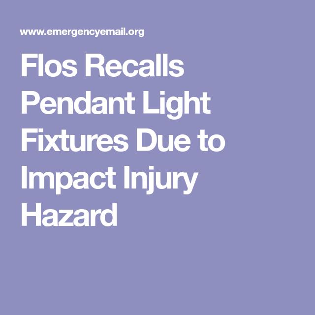 Explore light fixtures pendant lighting and more flos recalls pendant light fixtures due to impact injury hazard