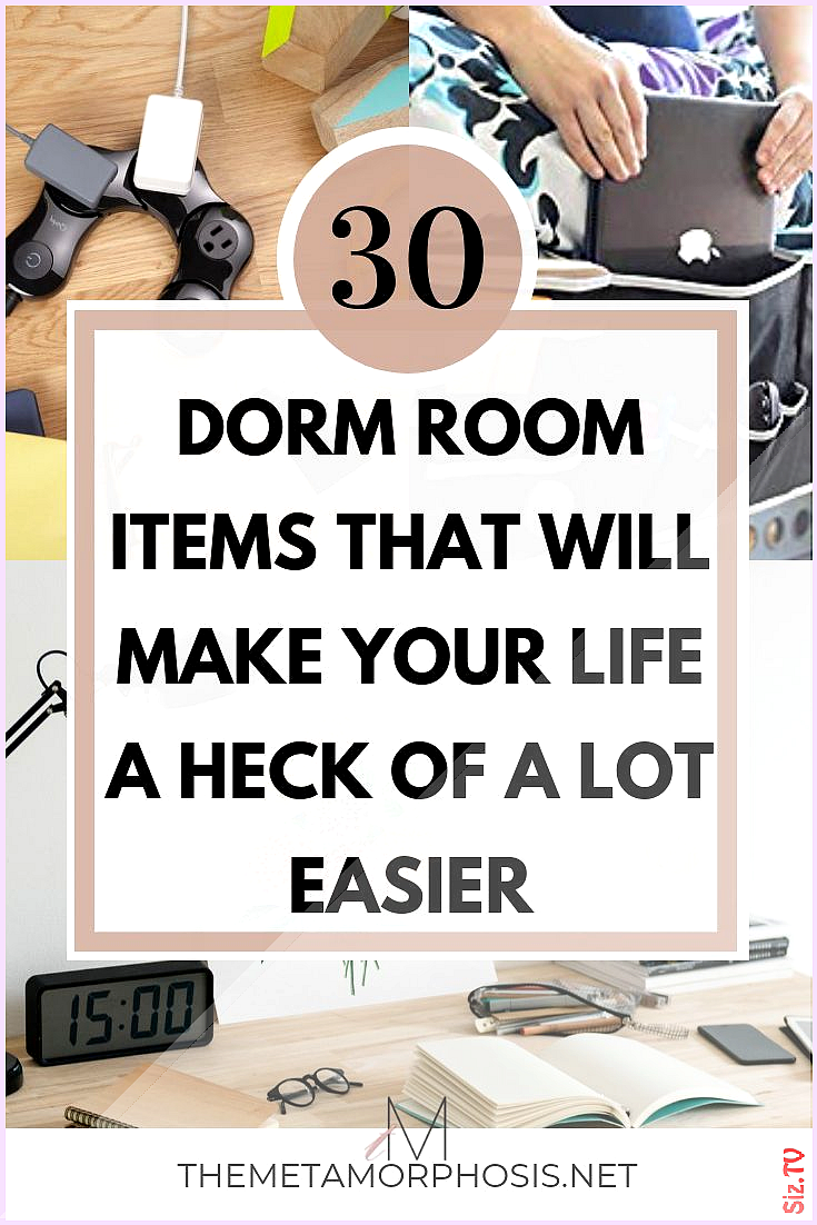 college collegedorm dormessentials Switch up the Switch up the prison cell aesthetic in your college dorm room and make it your own These it college collegedorm dormessen...