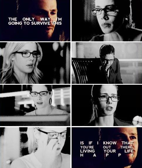 Imagem de felicity smoak, arrow, and olicity