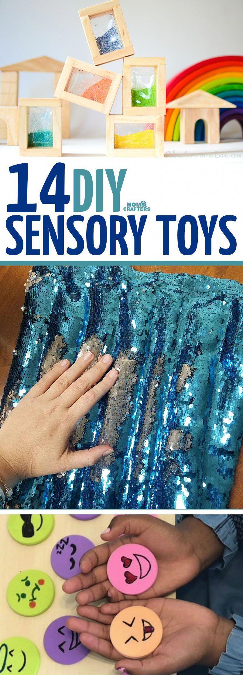 diy sensory toys for babies