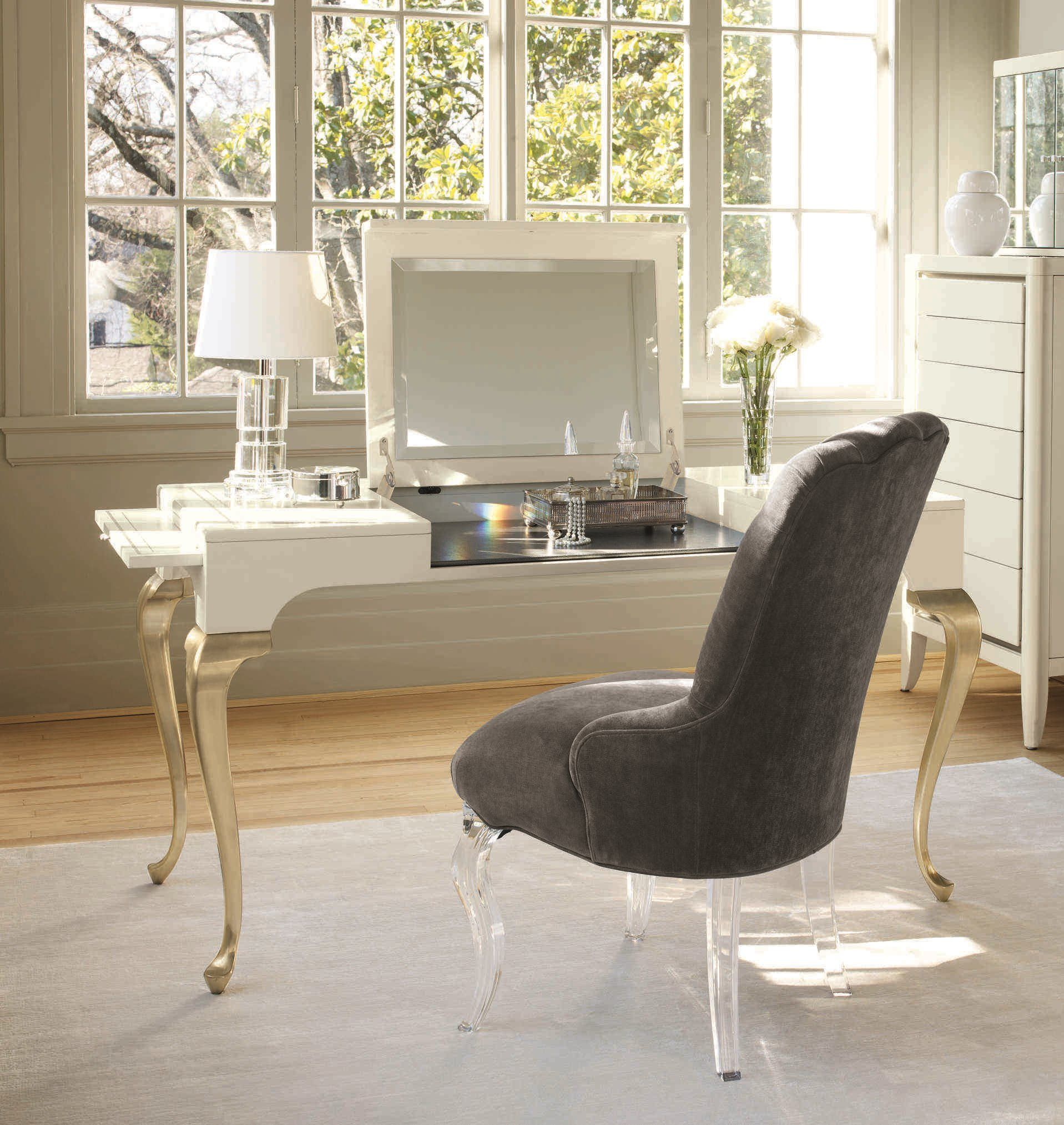 Caracole Classic Vanity Set (With images) Furniture