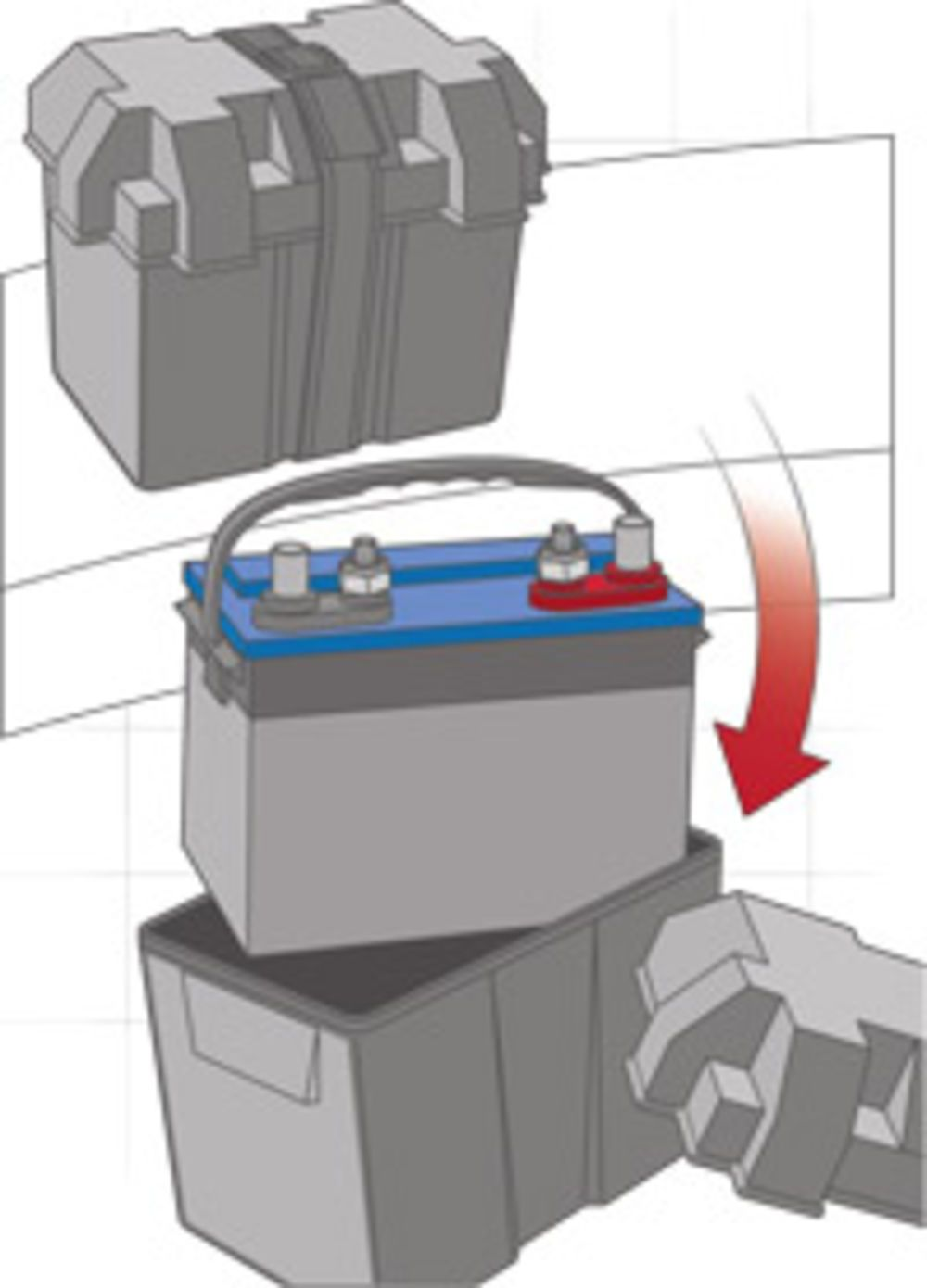 hight resolution of how to install a marine dual battery system