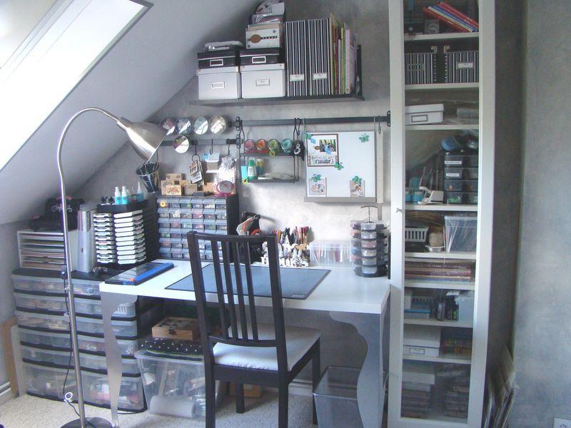 scraproom storage ma scraproom stampin 39 up. Black Bedroom Furniture Sets. Home Design Ideas