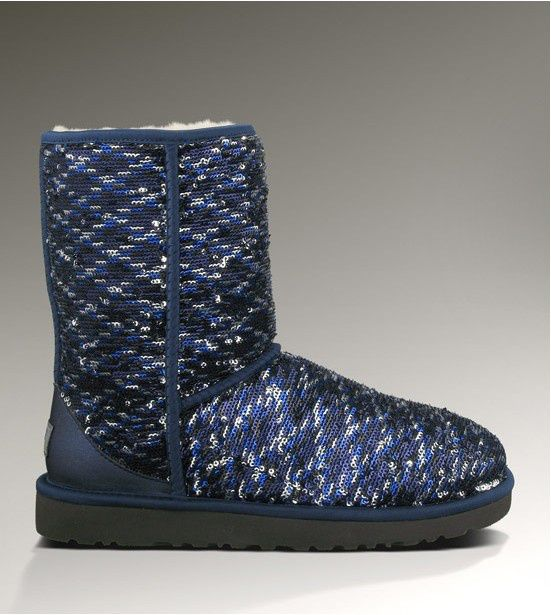 ugg womens classic short sparkles boots deco blue 129 styling rh pinterest com