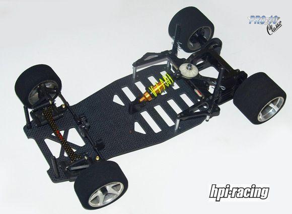 Pro 10 HPI Road Star/Street Machine