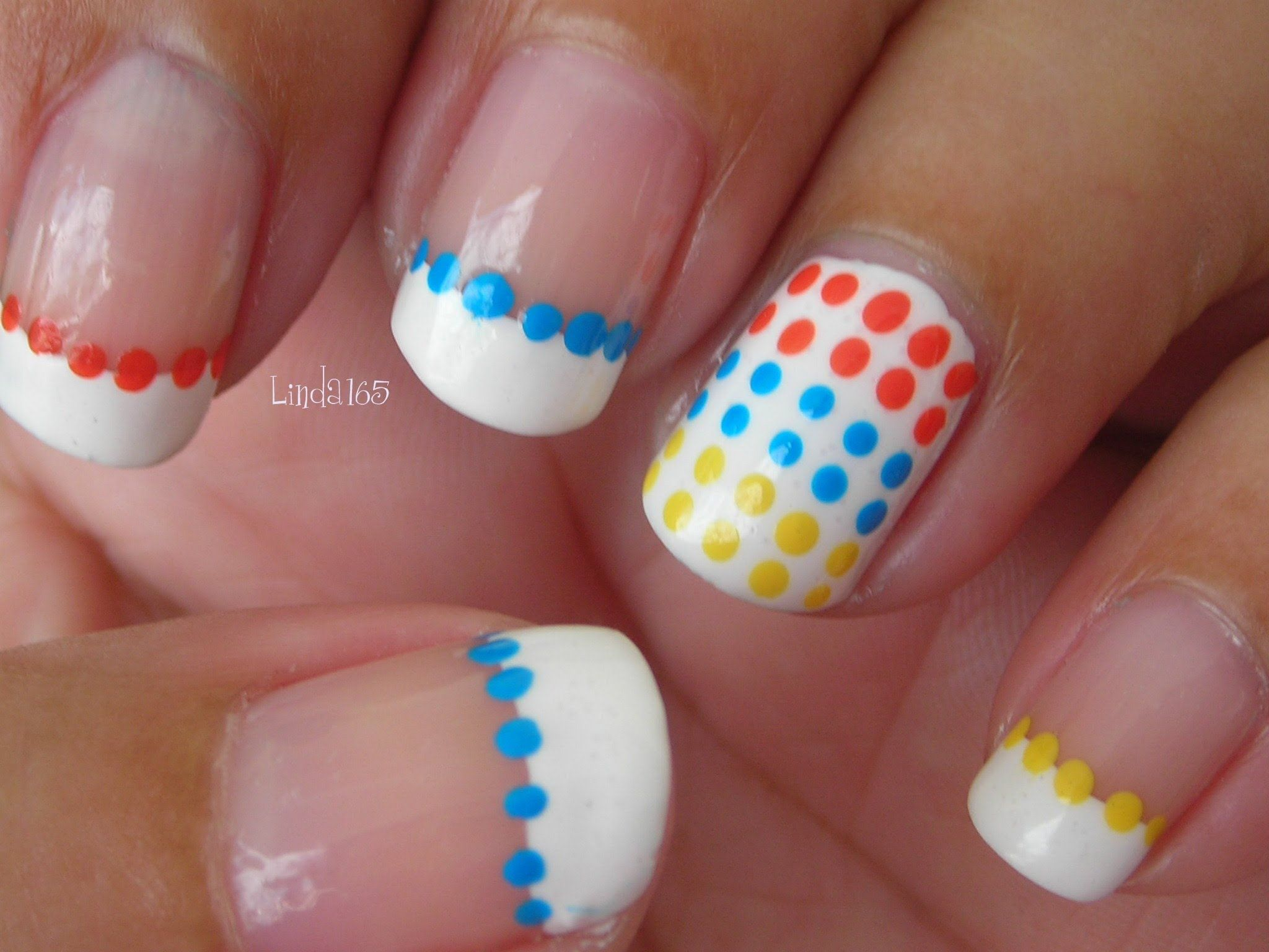 Más de 15 fotos de uñas decoradas con la bandera de Colombia ...