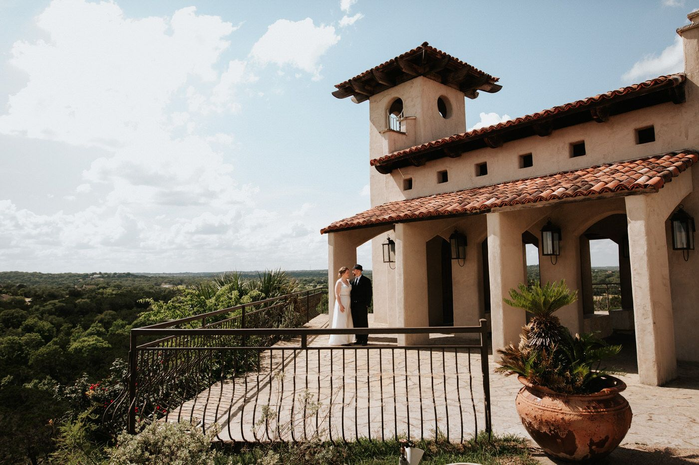 Heather + Charles // Chapel Dulcinea Wedding — Diana