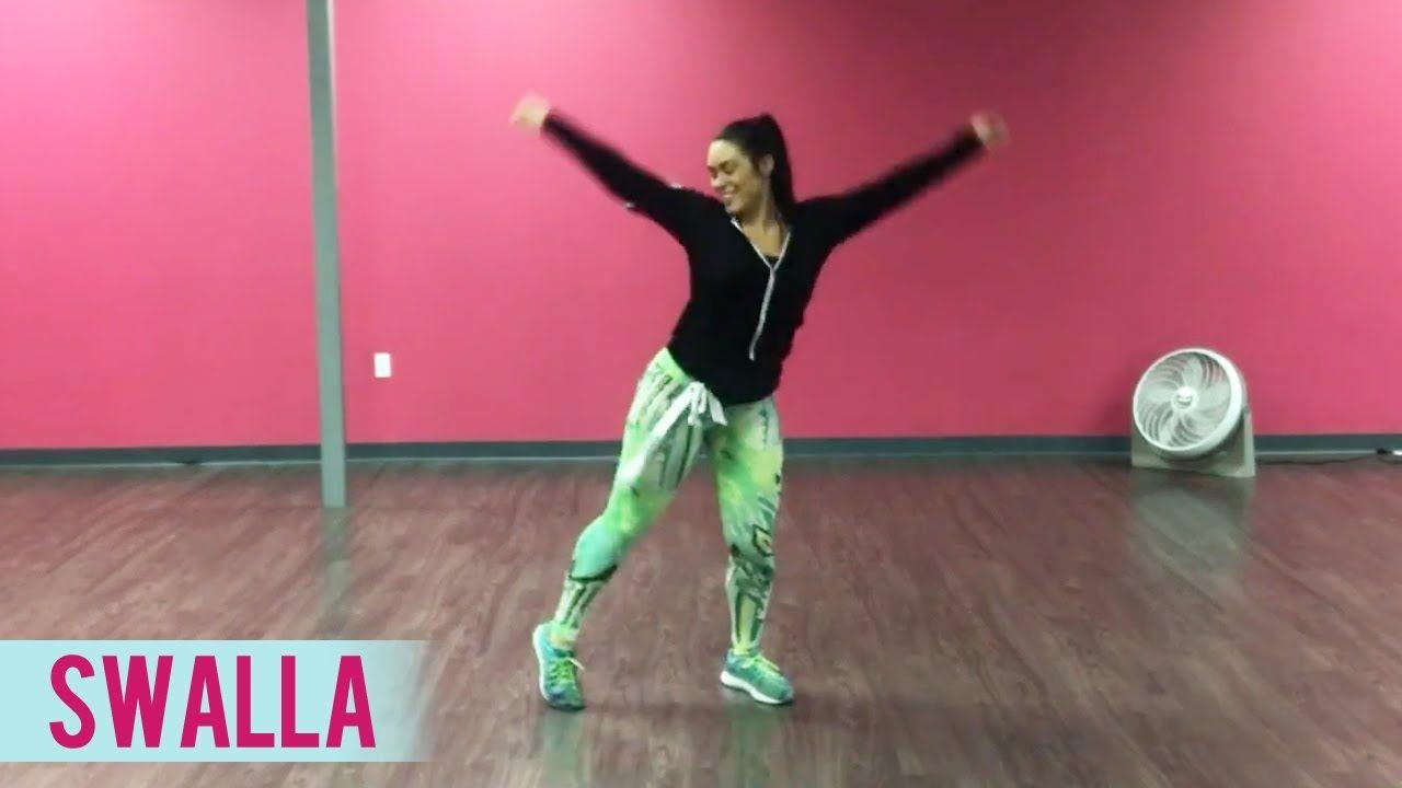Jason Derulo - Swalla (feat. Nicki Minaj & Ty Dolla $ign) | Dance Fitnes...