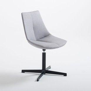Chaise De Bureau Assise Rotative Numa La Redoute Interieurs Bureau Fauteuil Bureau Fauteuil Bureau Design Chaise Bureau