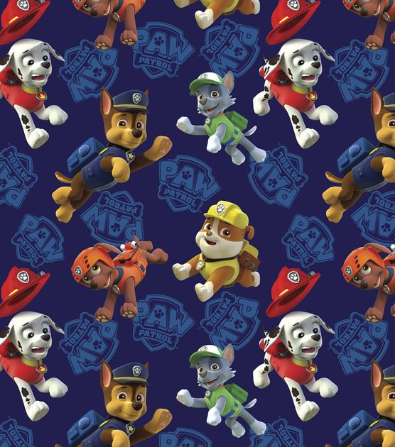 """30 X 1.5/"""" Pre Cut Paw Patrol Mighty Pups Film Disque Cupcake//Gâteau Toppers"""