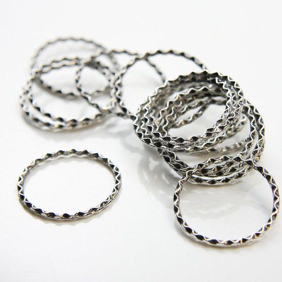 Base Metal Rings- 27mm (10812Y)