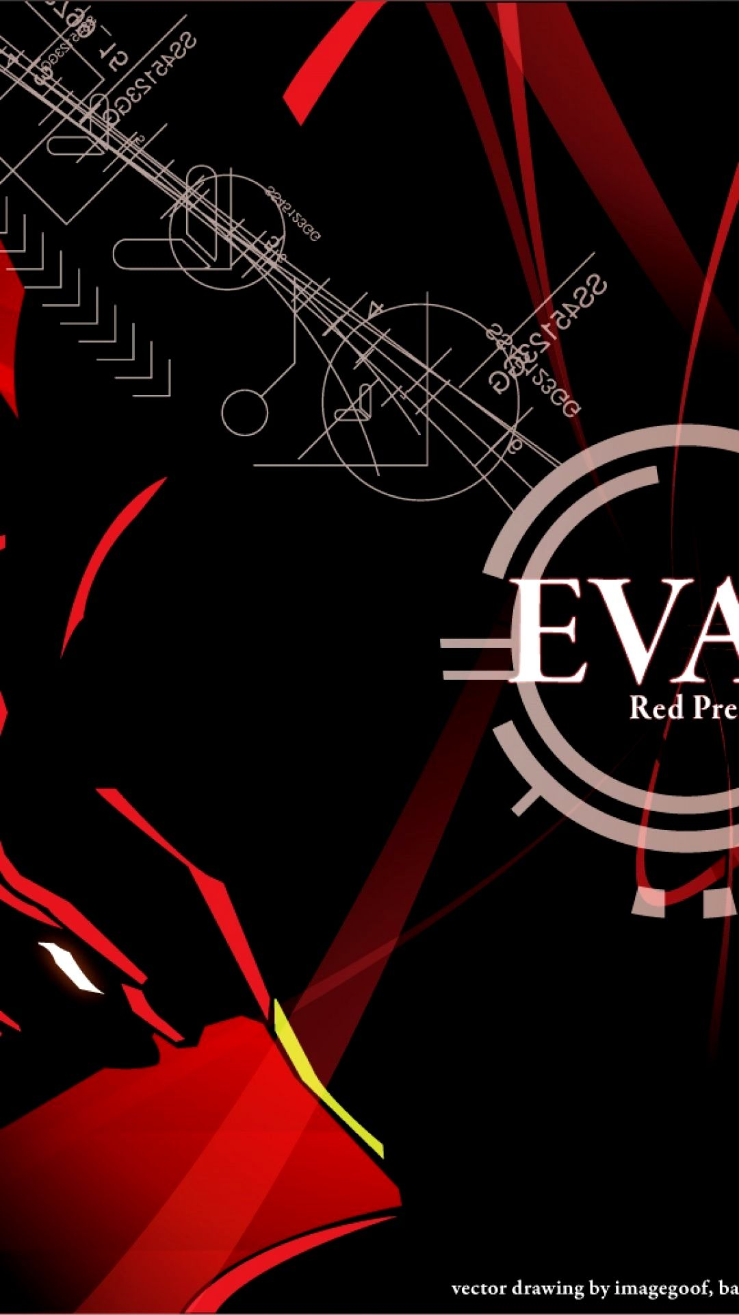 Evangelion Wallpaper Iphone Wallpaper Evangelion Neon Evangelion