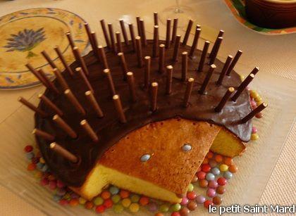 gâteaux d'anniversaire rigolos | le petit saint-mard | gâteau