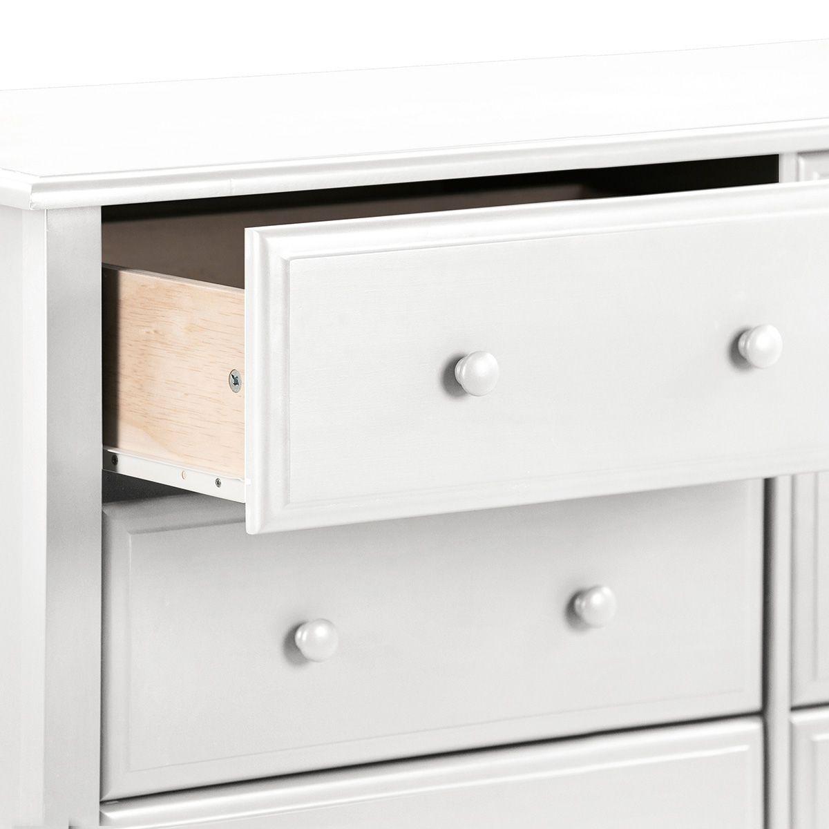Evolur Waverly Double Dresser Rustic Grey Double Dresser Wide Dresser Drawers [ 1200 x 1200 Pixel ]