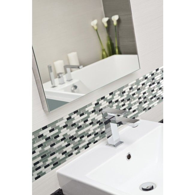 Smart Tiles Muretto Prairie Peel And Stick Tiles Easy Diy