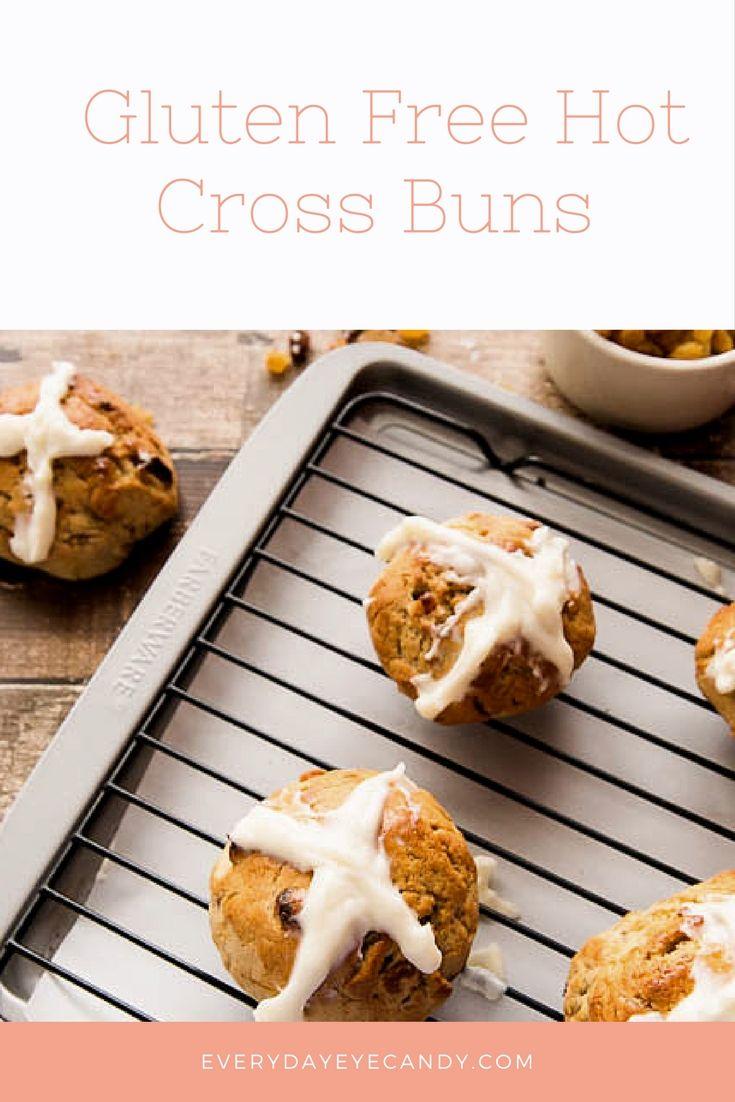 Gluten Free Hot Cross Buns Recipe Gluten Free Hot Cross Buns Hot Cross Buns Best Gluten Free Recipes