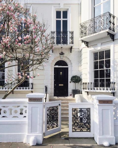 London Instagrammer's Architectural Dreams | ...love Maegan