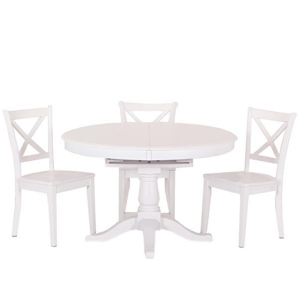 Dining   Casual Dining Sets   Pearl 5 Piece Dining   Mealeys Furniture