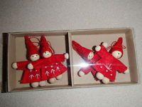 Scandinavian Swedish Norwegian Danish Christmas Elf Gnome Ornaments  #873