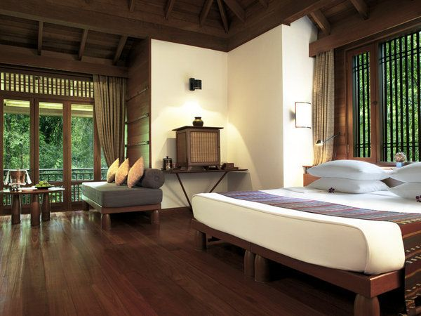 Asian bedroom design | The pieces of the dream house | Pinterest ...