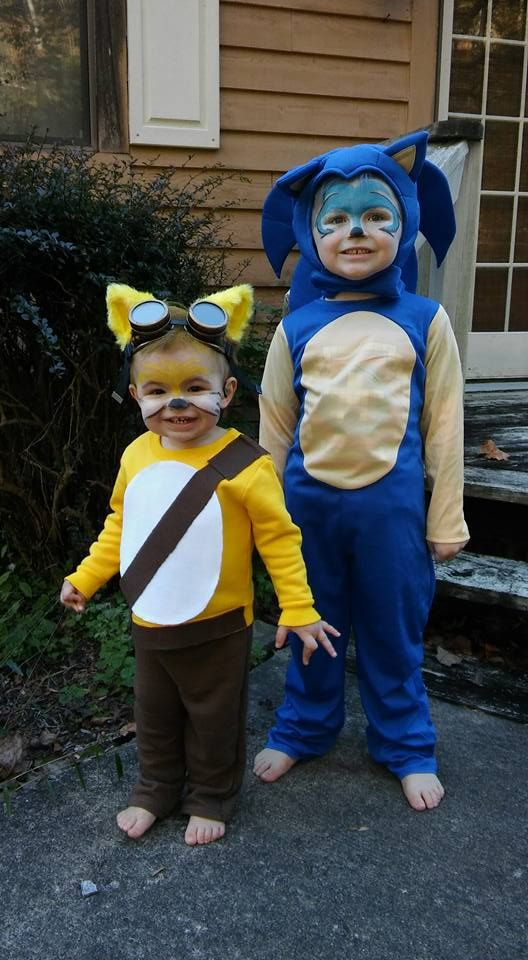 Sonic the Hedgehog and DIY Tails Halloween costume. You canu0027t buy a Tails  sc 1 st  Pinterest & Sonic the Hedgehog and DIY Tails Halloween costume. You canu0027t buy a ...