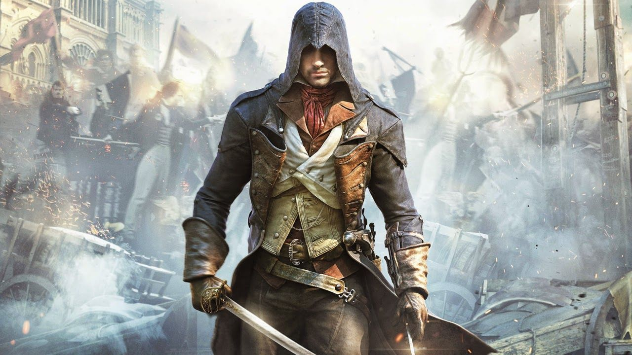 Assassin S Creed Unity Hd 1080p Wallpapers Pack 2 Best On