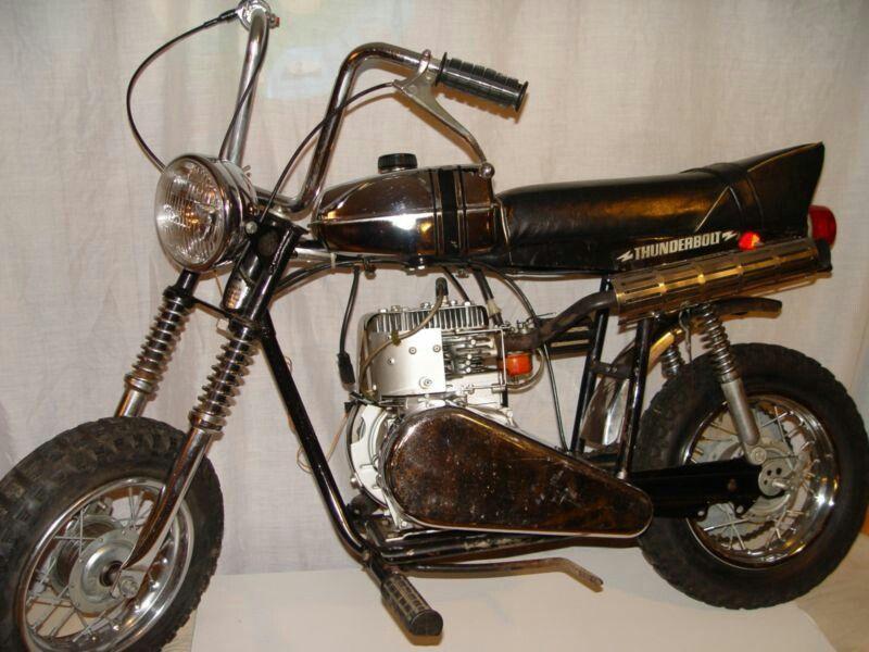F Af D Caa C C E on Lil Indian Mini Bike