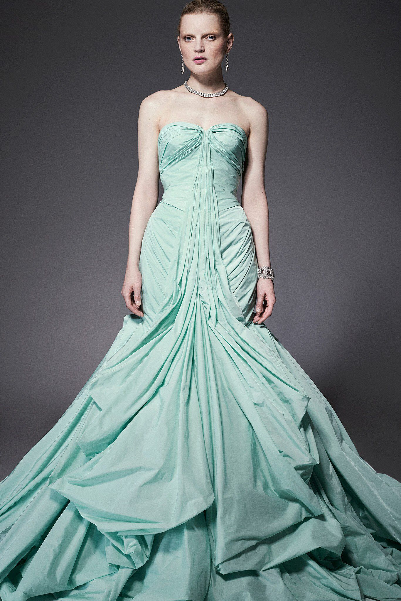 Zac posen wedding dress  Zac Posen Resort  Fashion Show Collection    Pinterest