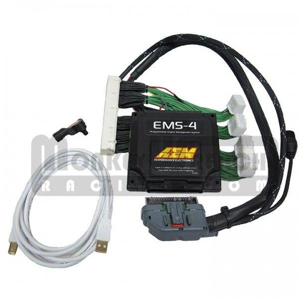 Mwr Aem Ems4 Ecu Kit Celica Gts 03 05 E Throttle Ignition Timing Ecu Map Sensor