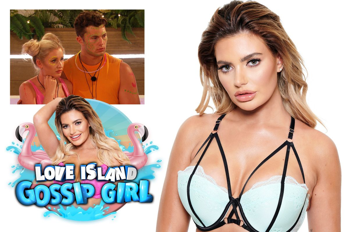 WOW, it's all set to kick off in tonight's Love Island – and I can't wait. I speak from experience when I say Casa Amor stirs up a lot of trouble and I'm sure this year will be no different.   11  The Sun Online's Love Island columnist Megan Barton-Hanson...