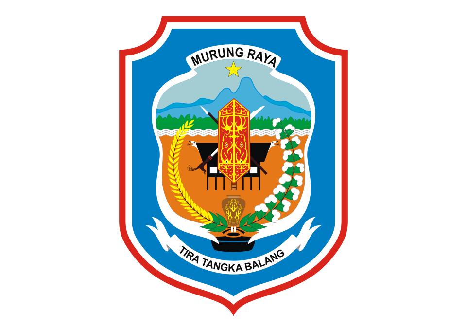 Logo Kabupaten Pandeglang Hitam Putih