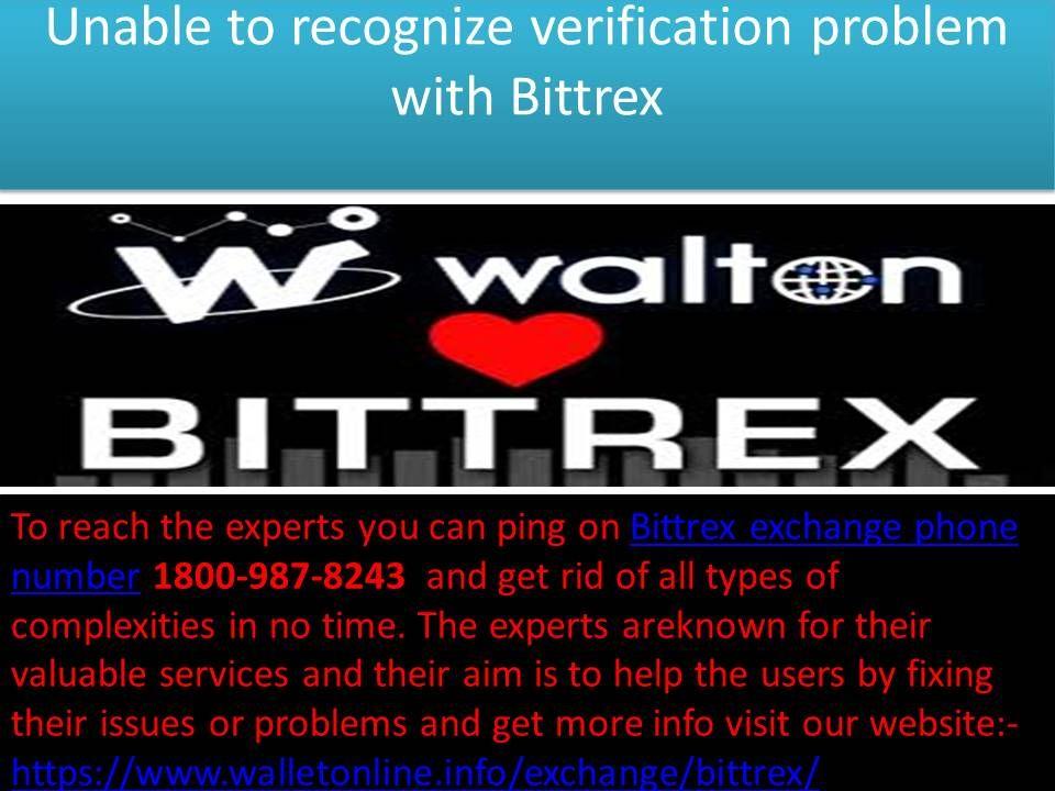 bitcoin trader account Deutschland bittrex login error