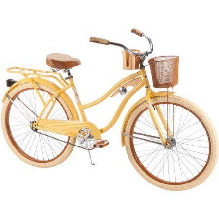 26 Huffy Womens Nel Lusso Cruiser Bike Banana Image