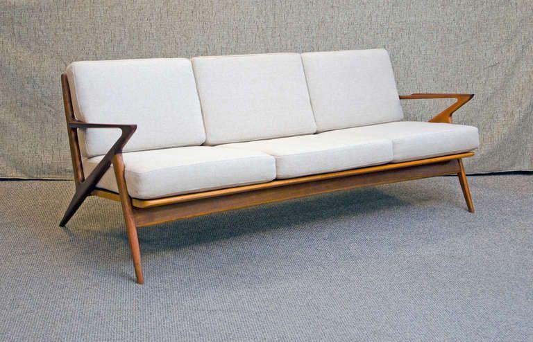 Charmant Selig U0027Zu0027 Sofa By Poul Jensen